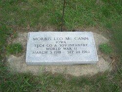 Morris Leo McCann