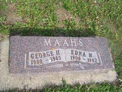 George Henry Maahs
