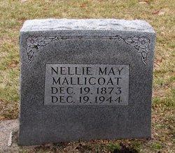 Nellie May <I>Blayney</I> Mallicoat