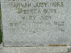 Mary Carolina Judy
