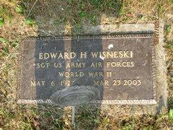Sgt Edward Henry Wisneski