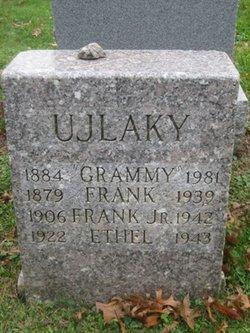 """Ilona (Grammy) """"Helen"""" <I>Bence</I> Ujlaky"""