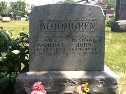 "Johannes Anderson ""John"" Blomgren"