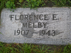 Florence E Melby