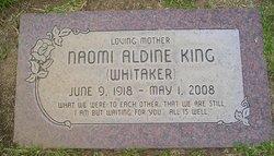 Naomi Aldine <I>Whitaker</I> King
