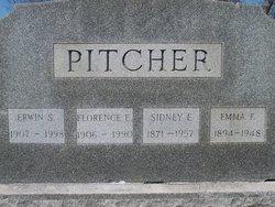 Florence E <I>Allen</I> Pitcher