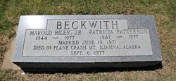 Patricia <I>Patterson</I> Beckwith