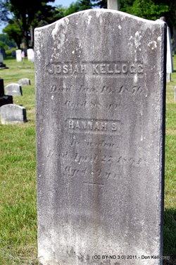 Hannah <I>Smith</I> Kellogg