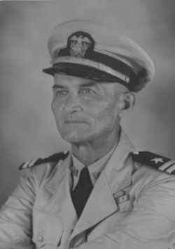 LCDR William S. Cronan