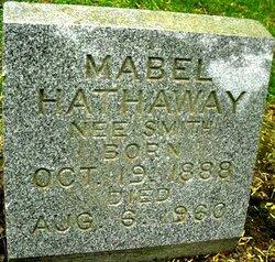 Mabel <I>Smith</I> Hathaway