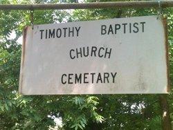 Timothy Baptist Church Cemetery