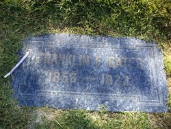 Franklin Forsberry Gates