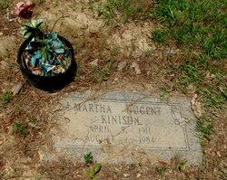Martha <I>Nugent</I> Kinison