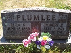 Ella Nora <I>Palmer</I> Plumlee