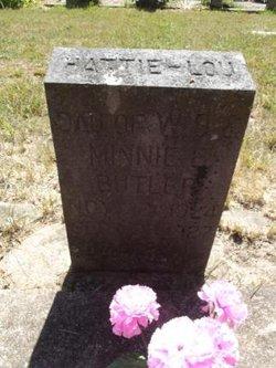 Hattie Lou Butler