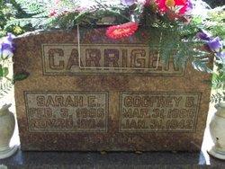 Sarah E Carriger