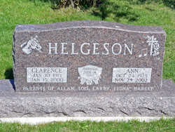 Ann <I>Rothi</I> Helgeson