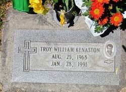 Troy Kenaston