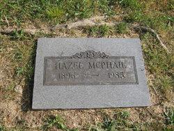 Hazel <I>Surface</I> McPhail