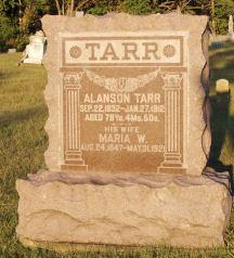 Alanson Tarr