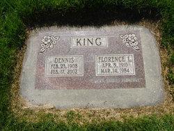 Florence Louise <I>Harrison</I> King