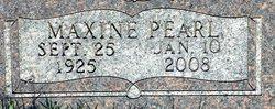 Maxine Pearl <I>Stone</I> Ashford