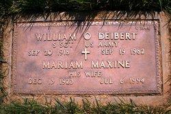 William O Deibert