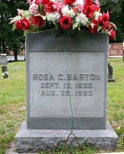 Rosa Ellen <I>Capps</I> Barton