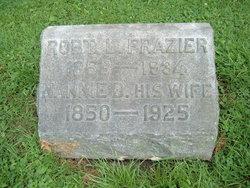 "Nancy ""Nannie"" <I>Baird</I> Frazier"