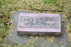 Grace R <I>Reilly</I> Gorman