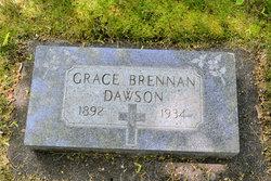 Grace <I>Brennan</I> Dawson