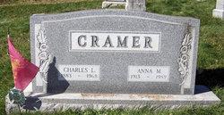 Anna May <I>Ferner</I> Cramer