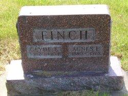 Agnes E. <I>Fletcher</I> Finch