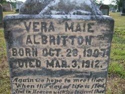 Vera Mae Albritton