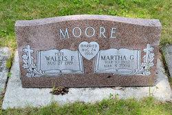 Martha <I>Graves</I> Moore