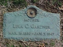 Lula Cantrell <I>Allen</I> Gardner