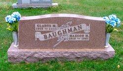 Gladys Mae <I>Adams</I> Baughman