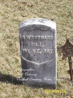 Richard W Hubbard