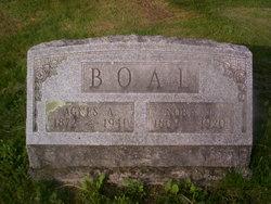 Agnes A Boal