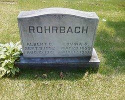 Lovina C <I>George</I> Rohrbach