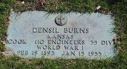 Densil Dudley Burns
