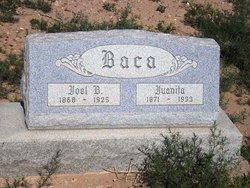 Joel B Baca