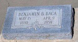 Benjamin B Baca