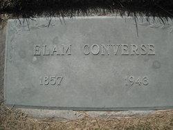 Elam Converse