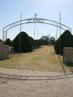 Saint Ann's Catholic Cemetery