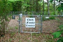 Cheek Family Cemetery