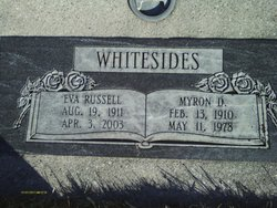 Myron Daniel Whitesides