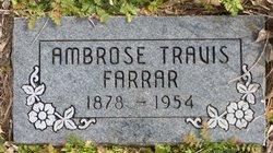 Ambrose Travis Farrar