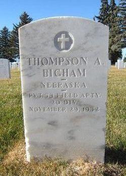 Thompson Alexander Bigham