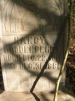 Nancy Ann <I>Davis</I> Roddenberry